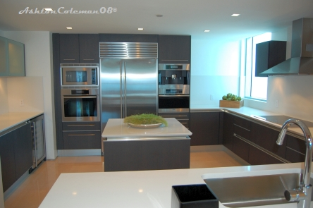 JADE Beach Model Kitchen