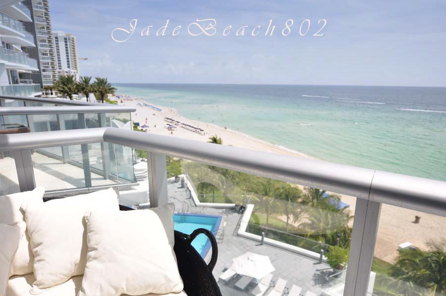 Jade Beach Condo 802